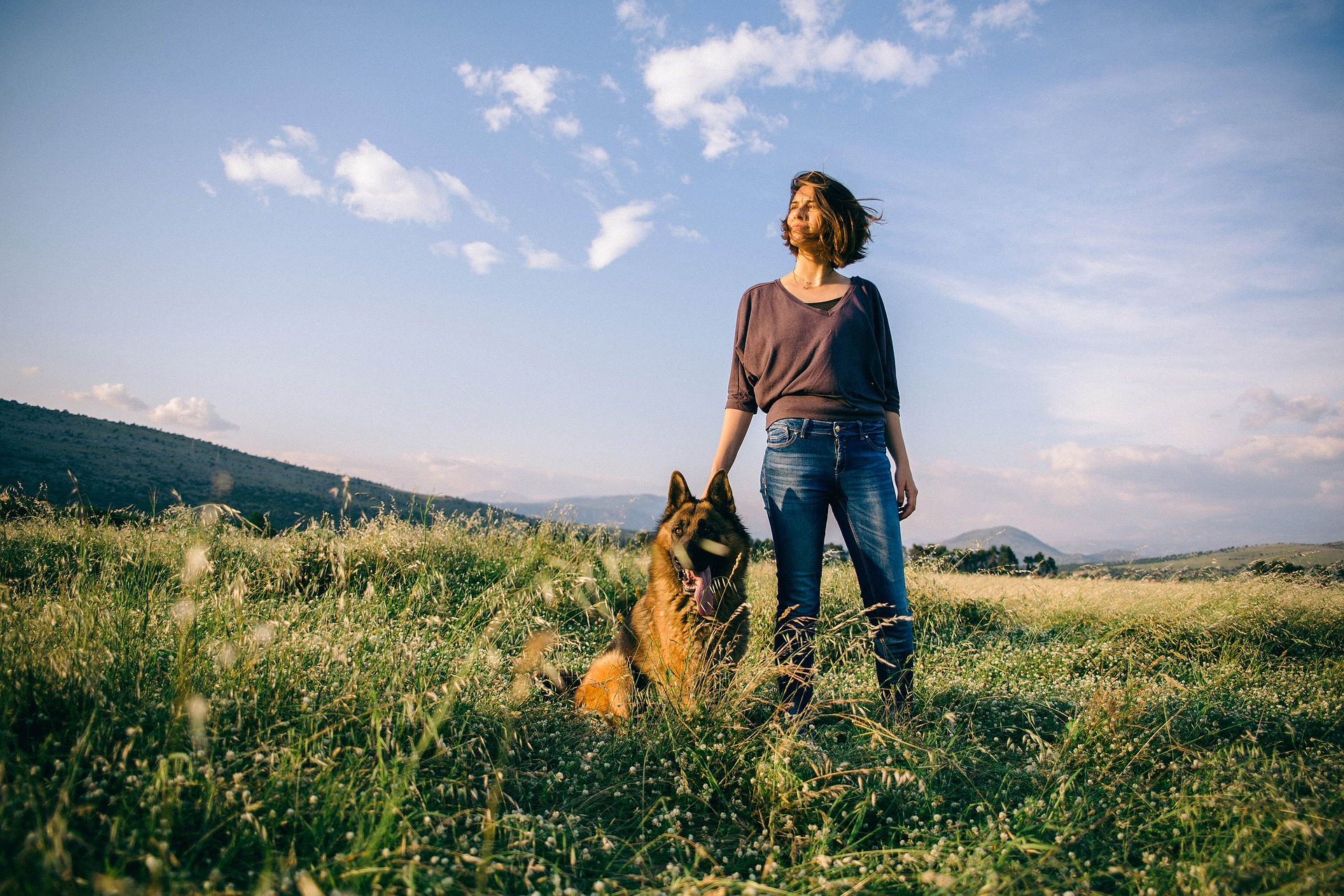 Da li je opasno za pse da jedu travu