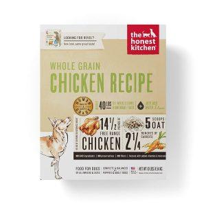 The Honest Kitchen dehidrirana pseća hrana