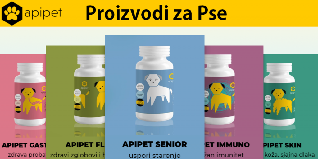 Apipet proizvodi za pse